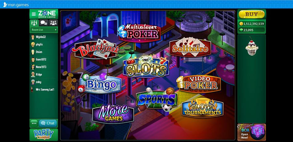 Zone Online Casino